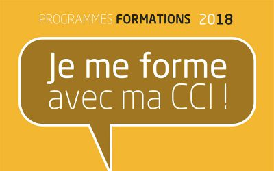 Catalogue des formations 2018  [CCI MBO]